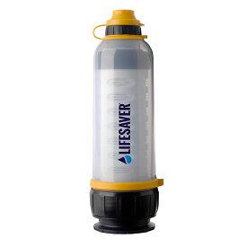 [英国陸軍採用] LifeSaver Bottle 携帯浄水器 携帯 浄水器 浄水 災害 アウトドア 湯沸かし ボトル 防災 ライフセーバーボトル 防災 濾過 水浄化装置 水 携帯浄水器 フィルター キャンプ 浄水器 登山 泥水 サバイバル ライフセーバー リバティー 防災グッズ 水筒