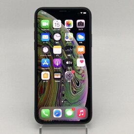 【中古】 安心保証30日付 Apple iPhone XS 256GB スペースグレイ MTE02J/A docomo解除版 SIMフリー 本体 白ロム/si-ipxs-007
