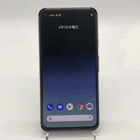 【中古】 安心保証30日付 Google Pixel 4a 128GB Just Black G025M SoftBank解除版 SIMフリー 本体 白ロム/si-pixel4a-007