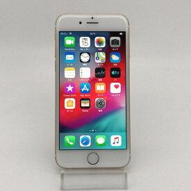 【中古】 安心保証30日付 Apple iPhone6 16GB ゴールド MG492J/A au 本体 白ロム/si-ip6-019