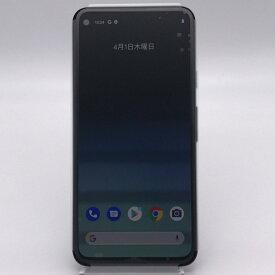 【中古】 安心保証30日付 Google Pixel 4a 128GB Just Black G025M SoftBank解除版 SIMフリー 本体 白ロム/si-pixel4a-020
