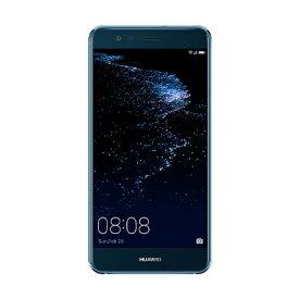 【未使用】HUAWEI P10 lite WAS-LX2J(HWU32) 32GB サファイアブルー SIMフリー UQ mobile版 HWU32SLU【安心保証90日/赤ロム永久保証】 ファーウェイピーテンライト Android アンドロイド スマホ 本体 白ロム