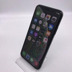 【中古】 安心保証30日付 Apple iPhone XS 256GB スペースグレイ MTE02J/A docomo解除版 SIMフリー 本体 白ロム/si-ipxs-037