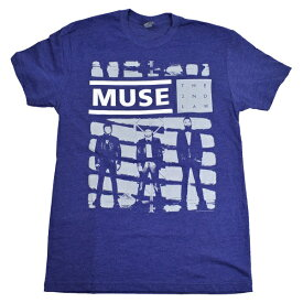MUSE ミューズ Shade Of Grey Storm Tシャツ