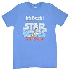 STAR WARS スターウォーズ It's Back Japanese Tシャツ