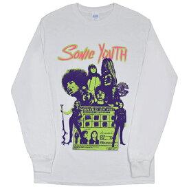 SONIC YOUTH ソニックユース Kool Thing ロングスリーブ Tシャツ