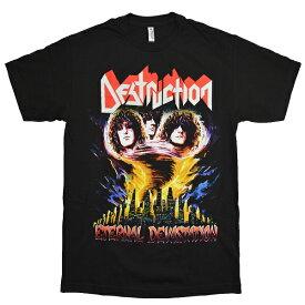 【メール便送料無料】DESTRUCTION Eternal Devastation Tシャツ【オフィシャル】