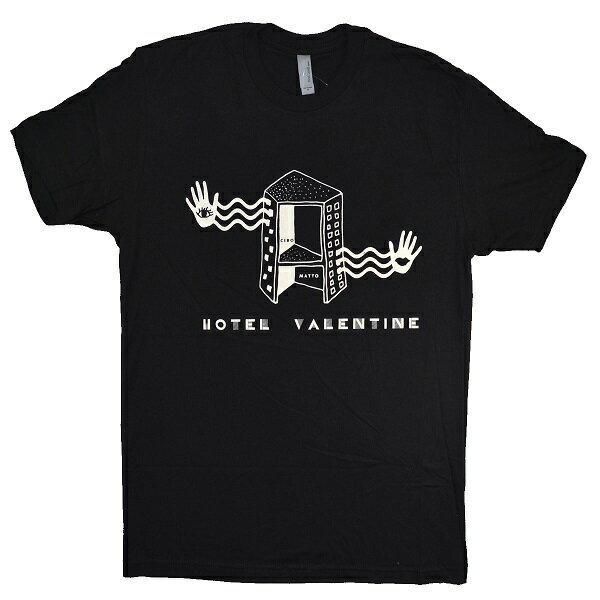 CIBO MATTO チボマット Hotel Valentine Tシャツ
