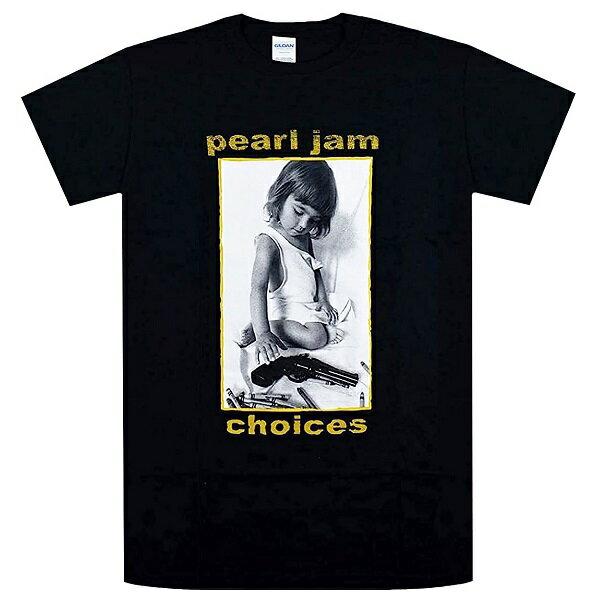 PEARL JAM パールジャム Choices Tシャツ