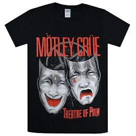MOTLEY CRUE モトリークルー Theatre Of Pain Tシャツ
