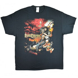 HATE ETERNAL ヘイトエターナル Infernus Tシャツ