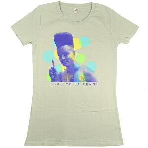YO LA TENGO ヨラテンゴ Kid'n'Fade レディースTシャツ