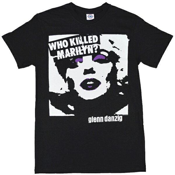 GLENN DANZIG グレンダンジグ Marilyn Tシャツ