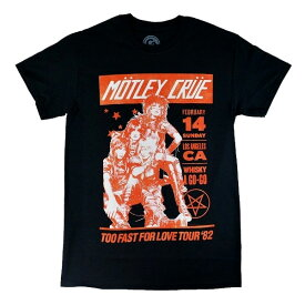 MOTLEY CRUE モトリークルー Whisky A Go Go Tシャツ