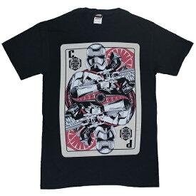STAR WARS スターウォーズ Phasma Card Tシャツ