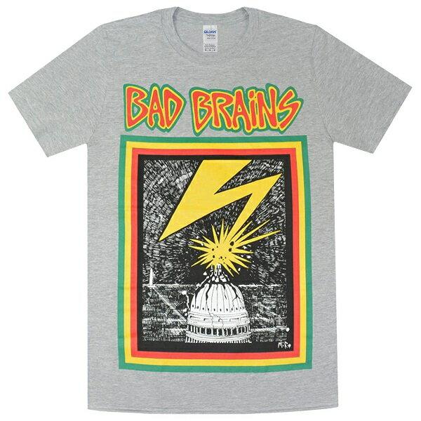 BAD BRAINS バッドブレインズ Bad Brains Tシャツ