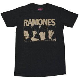 RAMONES ラモーンズ Odeon Live Tシャツ