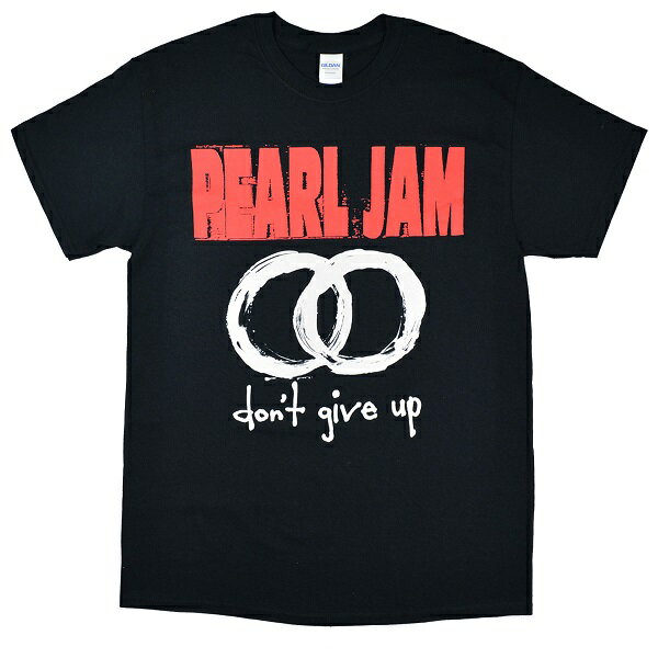 PEARL JAM パールジャム Don't Give Up Tシャツ