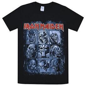 IRON MAIDEN アイアンメイデン Nine Eddies Tシャツ