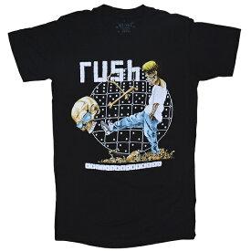 RUSH ラッシュ Roll The Bones Tシャツ