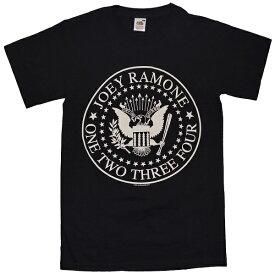 RAMONES ラモーンズ Joey Ramone 1234 Seal Tシャツ