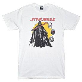 STAR WARS スターウォーズ Retro Villain Tシャツ