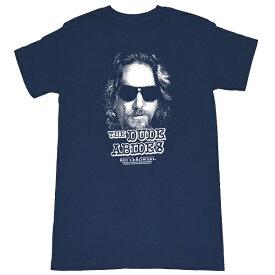 THE BIG LEBOWSKI ビッグリボウスキ Dude Abides Tシャツ
