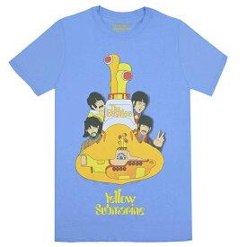 THE BEATLES ビートルズ Yellow Submarine Sub Sub Tシャツ