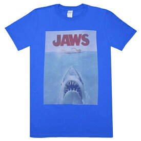 JAWS ジョーズ Poster Tシャツ