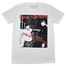 DEAD KENNEDYS デッドケネディーズ Police Truck Tシャツ