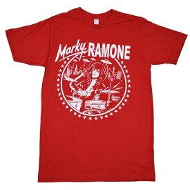 RAMONES ラモーンズ Marky Drums Icon Tシャツ