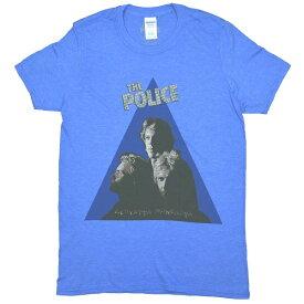 THE POLICE ポリス Zenyatta Album Cover Tシャツ