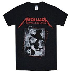 METALLICA メタリカ Hardwired Band Concrete Tシャツ