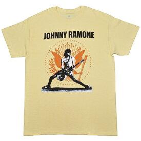 RAMONES ラモーンズ Johnny Ramone Tシャツ