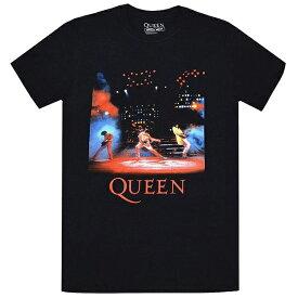 QUEEN クイーン Live Shot Spotlight Tシャツ