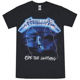 METALLICA メタリカ Ride The Lightning Tシャツ 2