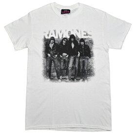RAMONES ラモーンズ First Album Faded Tシャツ