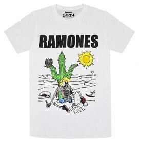 RAMONES ラモーンズ Loco Live Tシャツ