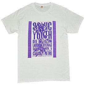 SONIC YOUTH ソニックユース Metro 2018 Tシャツ