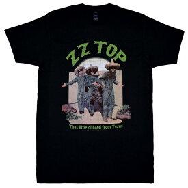 ZZ TOP ジージートップ El Loco Tシャツ