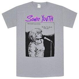 SONIC YOUTH ソニックユース Echo Tシャツ