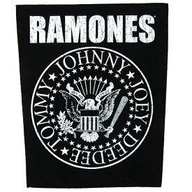 RAMONES ラモーンズ Classic Seal バックパッチ
