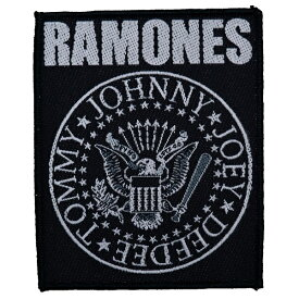 RAMONES ラモーンズ Classic Seal Patch ワッペン
