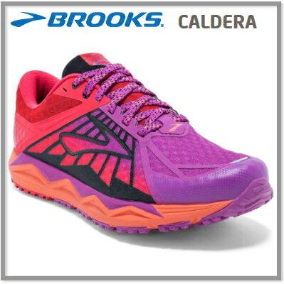 BROOKS ブルックスCALDERA カルデラ レディス 687