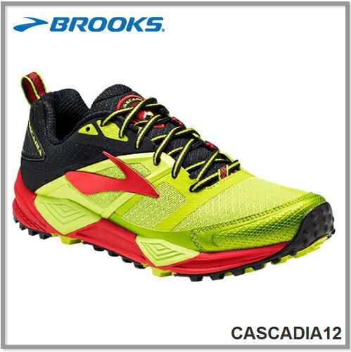 BROOKS ブルックスCASCADIA 12 カスケディア12 メンズ 728
