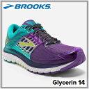 BROOKS ブルックスGLYCERIN14 グリセリン14 レディス540