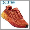 HOKA ONE ONE ホカオネオネCLIFTON3 クリフトン3 メンズRed Orange