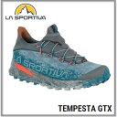 スポルティバTEMPESTA GTX テンペスト ゴアテックススレート/レイク