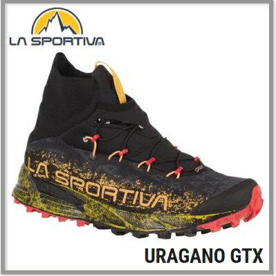 スポルティバURAGANO GTX ウラガノ ゴアテックスブラック/イエロー