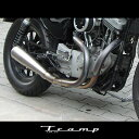 TRAMP CYCLE トランプサイクル バックステップキット 5stp 〜03年スポーツスター レース用 /ブレーキラインは要変更/…